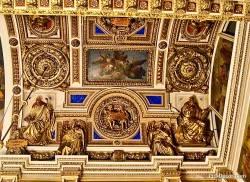 Потолки и декор Исаакиевского собора — фото 19