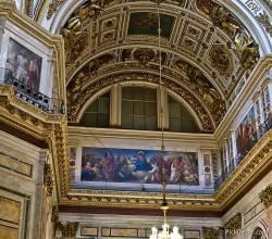 Потолки и декор Исаакиевского собора — фото 30