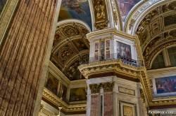 Потолки и декор Исаакиевского собора — фото 84