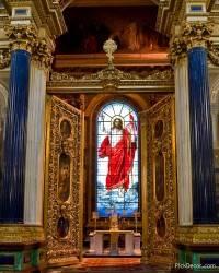 Потолки и декор Исаакиевского собора — фото 82
