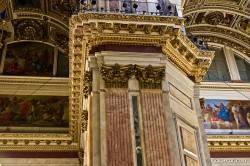 Потолки и декор Исаакиевского собора — фото 35