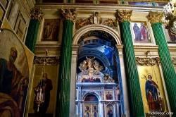 Потолки и декор Исаакиевского собора — фото 11