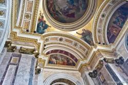Потолки и декор Исаакиевского собора — фото 21