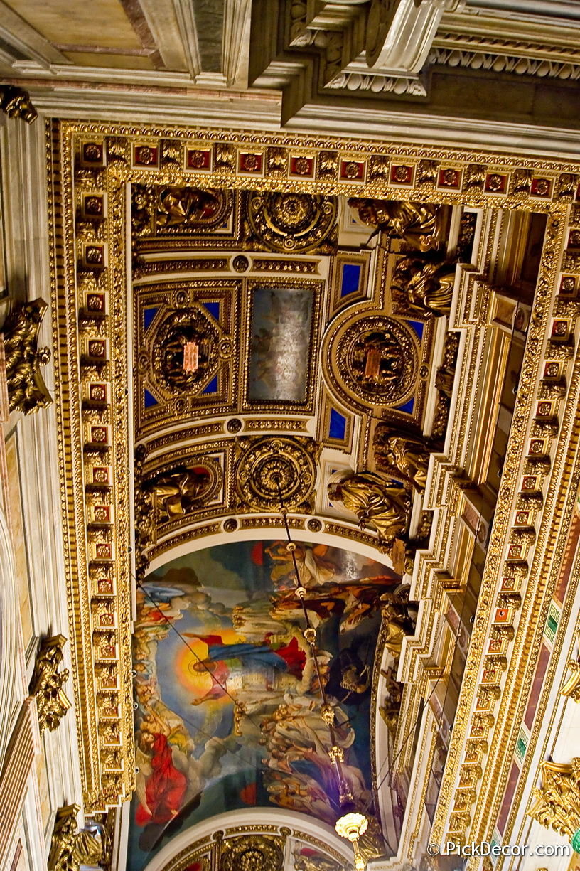 The Saint Isaac's Cathedral interiors – photo 8
