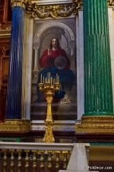 Потолки и декор Исаакиевского собора — фото 37