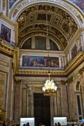 Потолки и декор Исаакиевского собора — фото 41