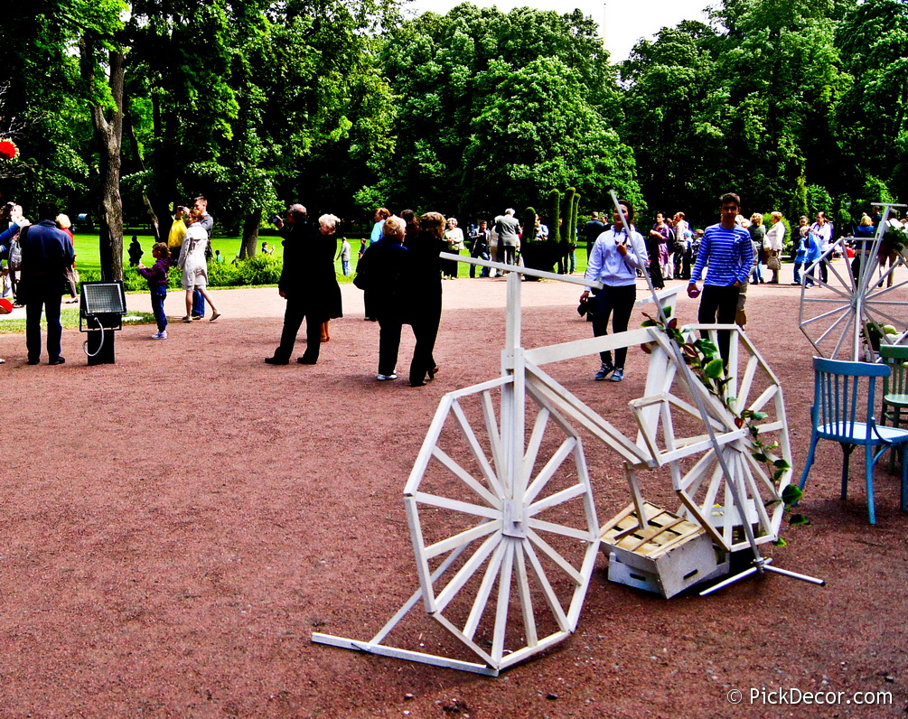 The Imperial Gardens of Russia VI  – photo 119