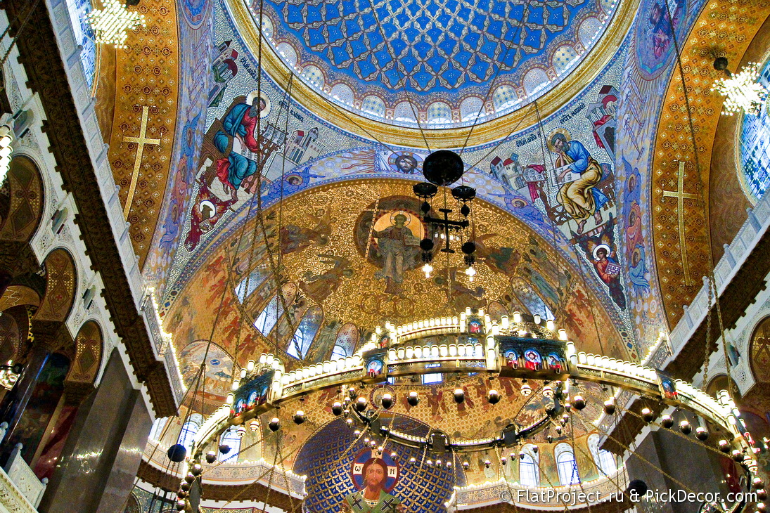 The Naval Cathedral interiors – photo 29