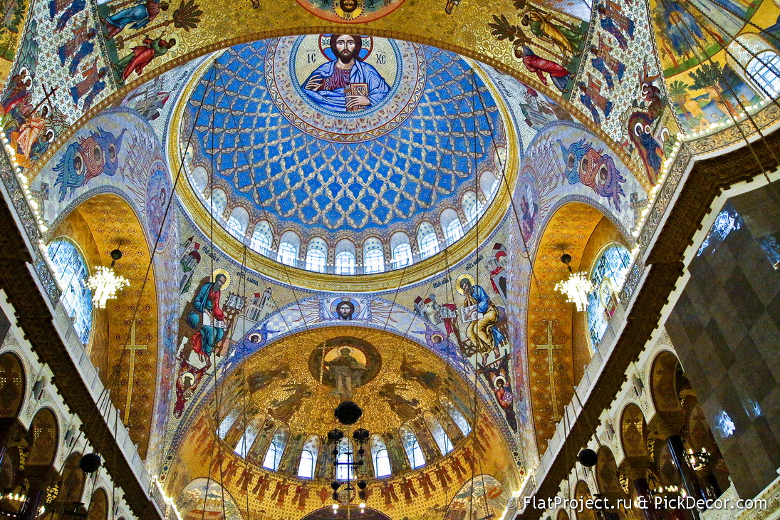 The Naval Cathedral interiors – photo 21