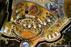Потолки и декор Морского Никольского собора — фото 4