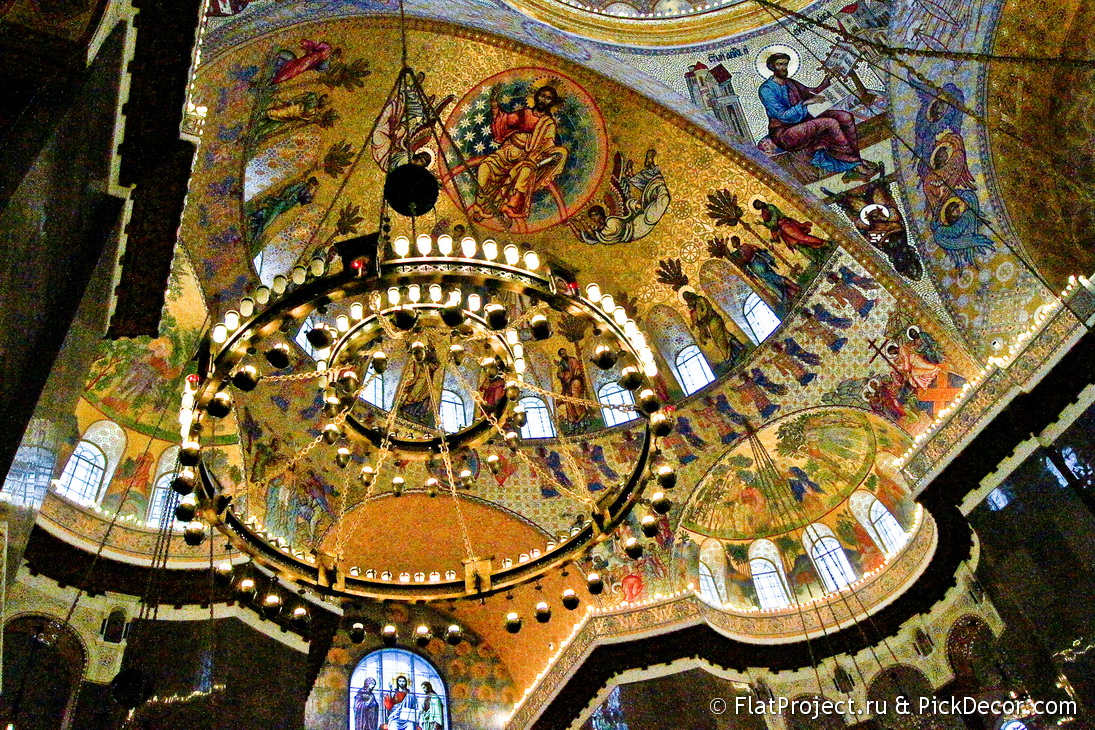 The Naval Cathedral interiors – photo 76