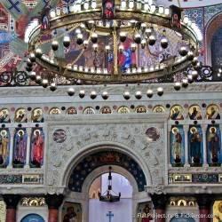 Потолки и декор Морского Никольского собора — фото 22