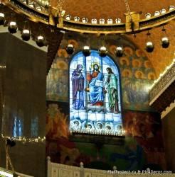 Потолки и декор Морского Никольского собора — фото 5