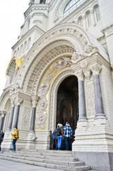 Потолки и декор Морского Никольского собора — фото 74