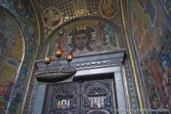 Потолки и декор Морского Никольского собора — фото 11