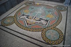Мозаичные полы Морского Никольского собора — фото 14