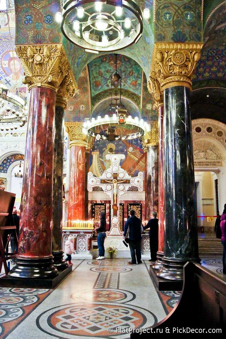 The Naval Cathedral mosaic floor – photo 20