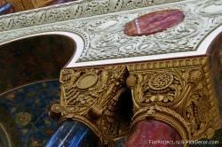 Потолки и декор Морского Никольского собора — фото 3