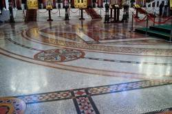 Мозаичные полы Морского Никольского собора — фото 22