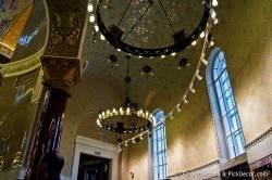 Потолки и декор Морского Никольского собора — фото 27