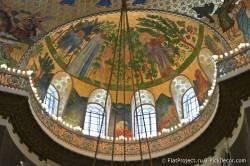 Потолки и декор Морского Никольского собора — фото 49