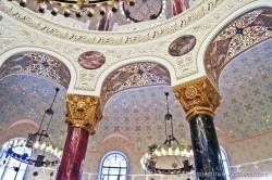 Потолки и декор Морского Никольского собора — фото 34