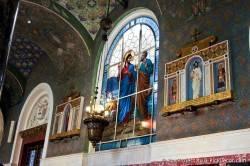 Потолки и декор Морского Никольского собора — фото 26