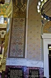 Потолки и декор Морского Никольского собора — фото 10