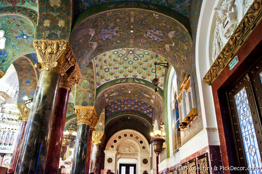 The Naval Cathedral interiors – photo 73