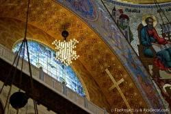 Потолки и декор Морского Никольского собора — фото 37