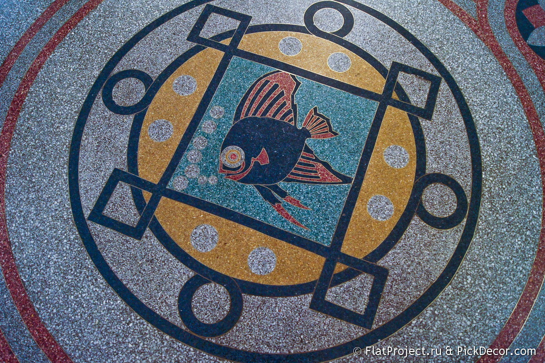 The Naval Cathedral mosaic floor – photo 16