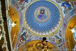 Потолки и декор Морского Никольского собора — фото 32