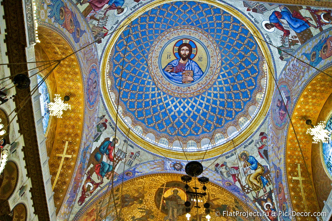 The Naval Cathedral interiors – photo 48
