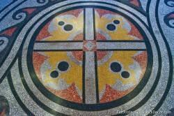 Мозаичные полы Морского Никольского собора — фото 21