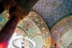 Потолки и декор Морского Никольского собора — фото 16