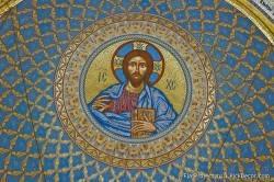 Потолки и декор Морского Никольского собора — фото 1