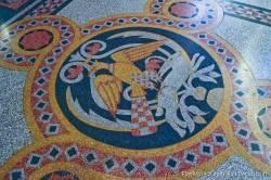 Мозаичные полы Морского Никольского собора — фото 6