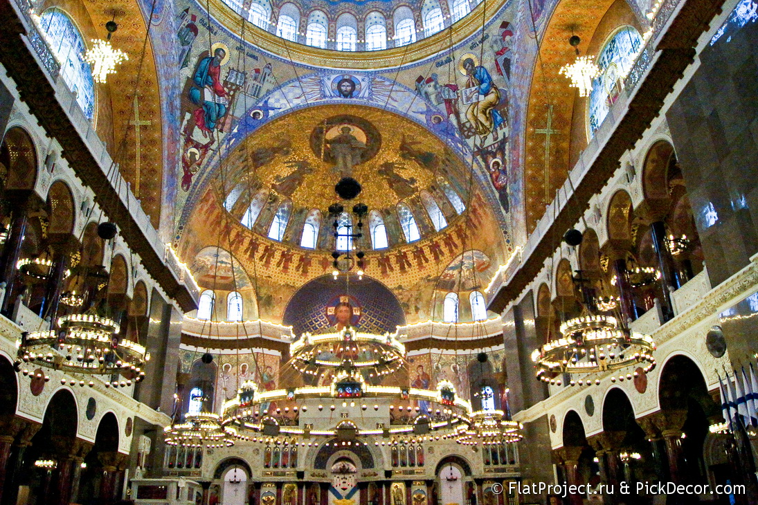 The Naval Cathedral interiors – photo 22
