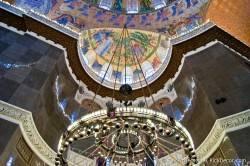 Потолки и декор Морского Никольского собора — фото 23