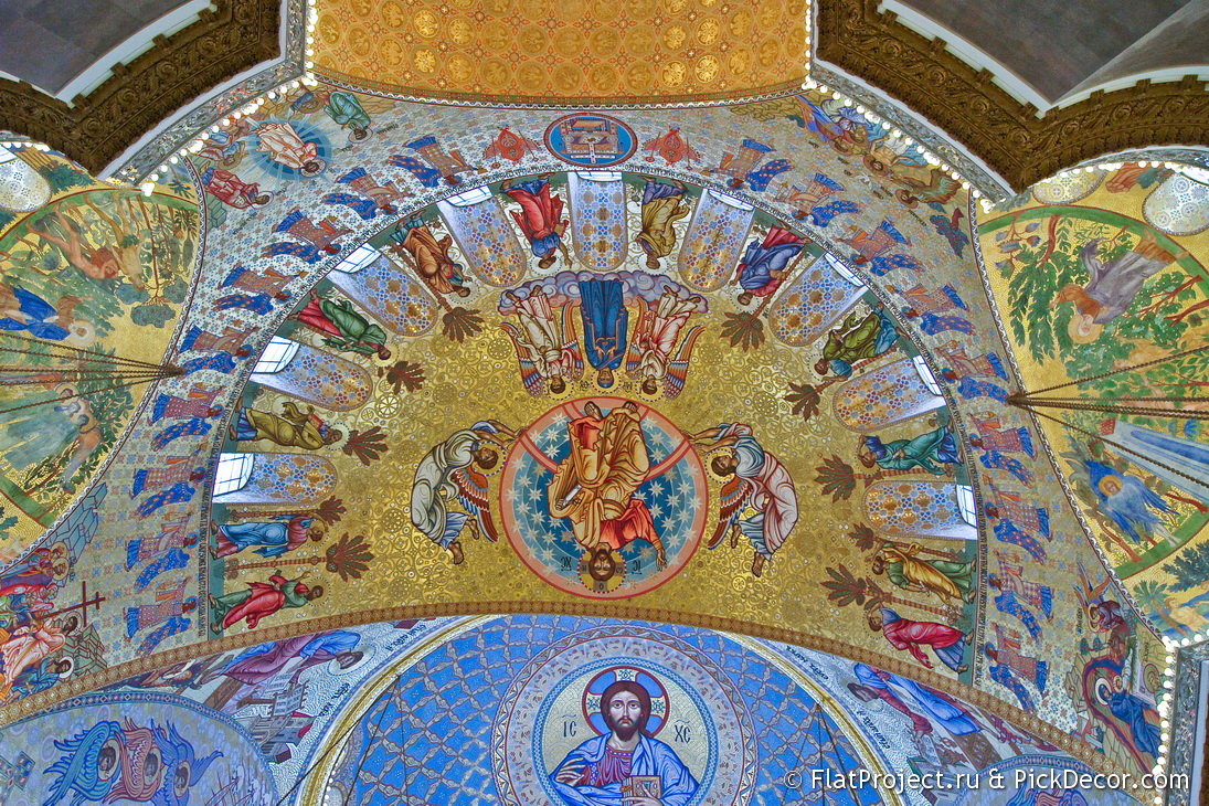 The Naval Cathedral interiors – photo 44