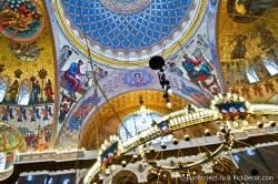 Потолки и декор Морского Никольского собора — фото 14