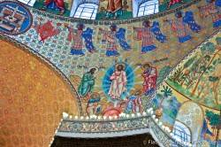 Потолки и декор Морского Никольского собора — фото 33