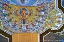 Потолки и декор Морского Никольского собора — фото 44