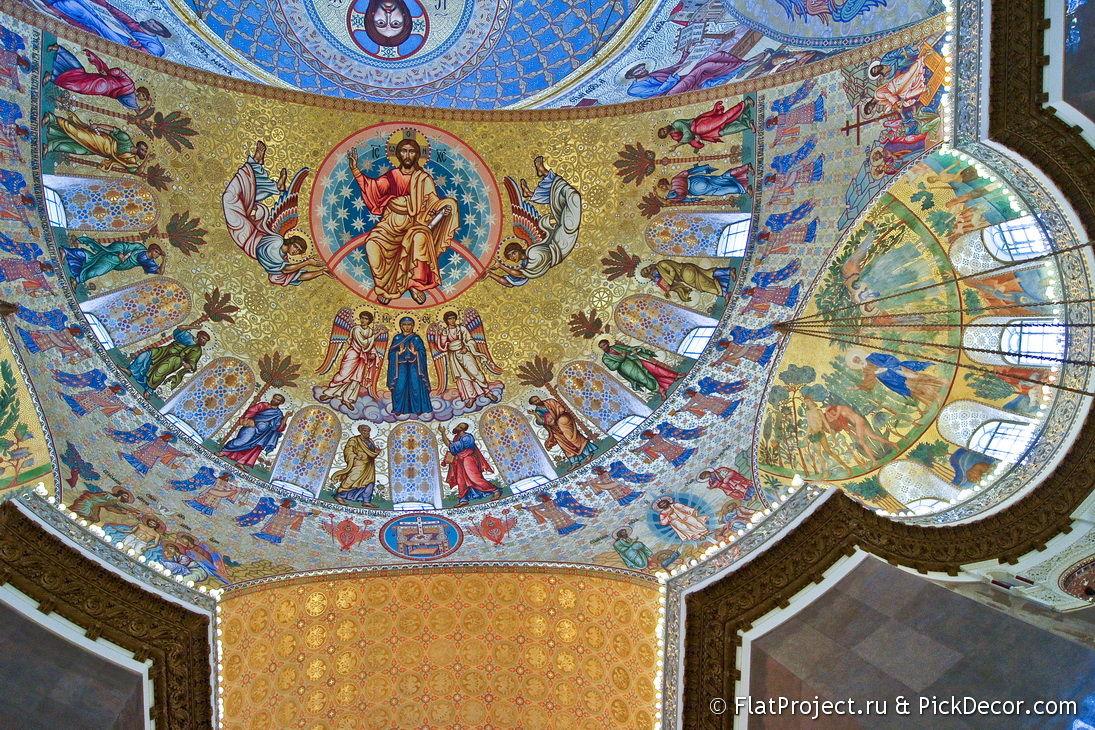 The Naval Cathedral interiors – photo 36