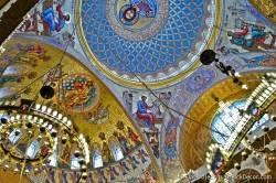 Потолки и декор Морского Никольского собора — фото 68