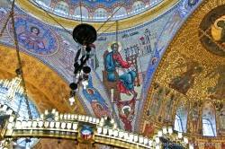 Потолки и декор Морского Никольского собора — фото 18