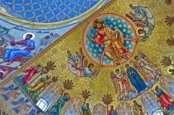 Потолки и декор Морского Никольского собора — фото 53