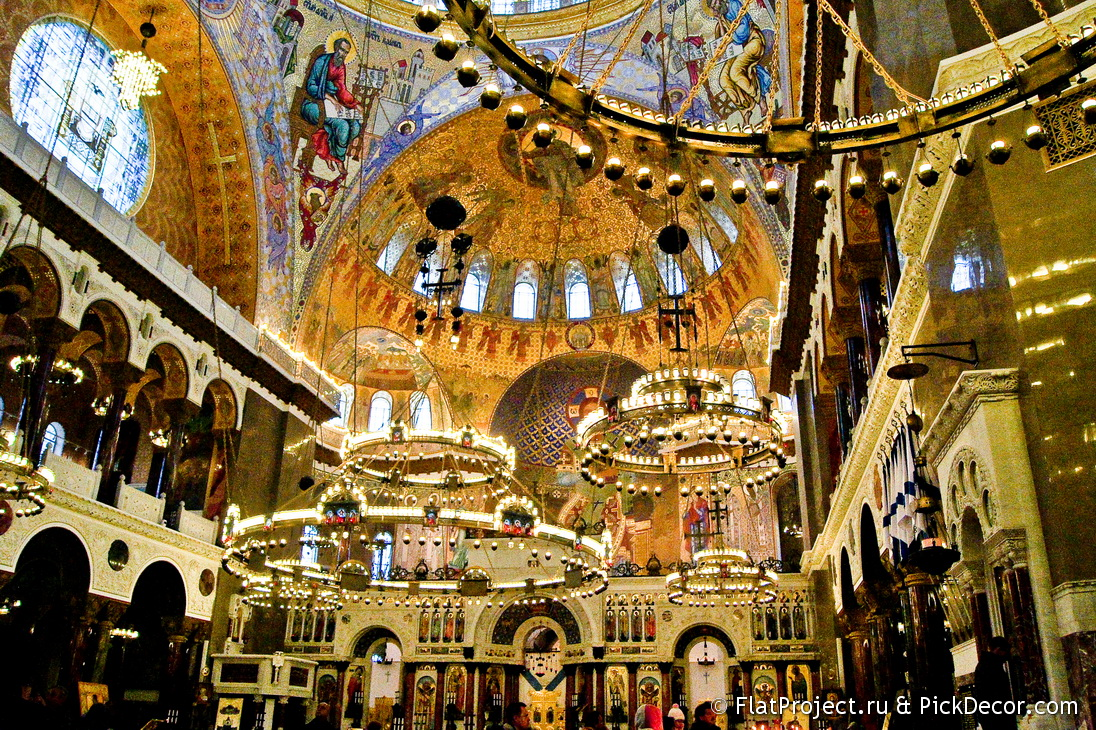 The Naval Cathedral interiors – photo 7