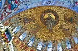 Потолки и декор Морского Никольского собора — фото 79