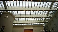 Потолки и декор в здании Главного штаба  — фото 16
